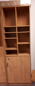 LDF Industries Office Bookcase/Organizer (High Quality)