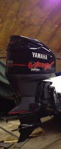 Yamaha HPDI 250