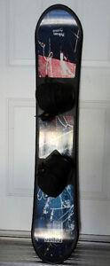 PELICAN ECHOS 130 PARABOLIC SNOWBOARD FOR SALE
