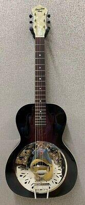 Recording King Rattlesnake Wood Body Resonator Guitar #RR-41 VSX - BM Exclusive