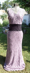 Brand New ModCloth Dress - Lavender Sequined Maxi Dress