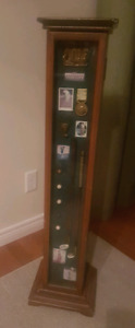 Golf Club Collectable Display Unit