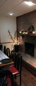 House two floors for receptions/ parties, and ocassions.  Laval