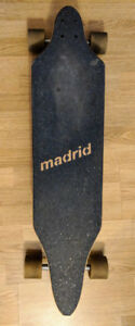 ''MADRID '' LONGBOARD - GREAT CONDITION