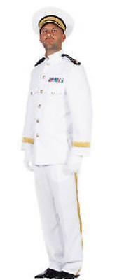 Kapitän Matrosen Jacke Kostüm Jacket Marine Seemann Offizier Captain - Marine Offizier Uniform Kostüm