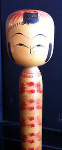 Wooden Chinese Doll