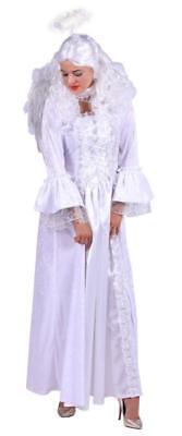 Engel Engels Engelskleid Kostüm Kleid Engelkostüm Engelskostüm Weihnachts Flügel