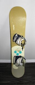 Snowboard That Includes Bindings & Snowboard Bag