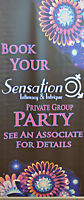 Bachelorette Parties Hosted On-site!