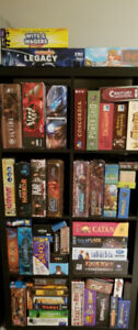 Various Modern/Designer Board Games for Sale! Move out Sale!