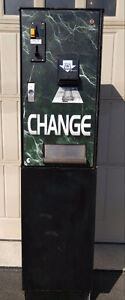 Full Upgraded BILL/COIN CHANGE MACHINE