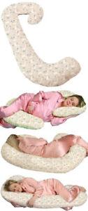 Pregnancy snoogle pillow