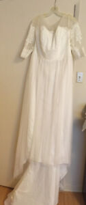 Wedding Dress size 16 W