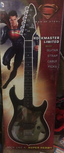 Peavey Rockmaster Full Size DC Comics Man Of Steel Superman Elec
