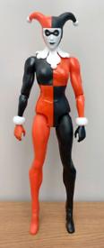 Rare Batman Unlimited Harley Quinn figure