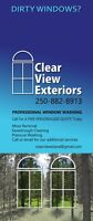 Eavestrough Cleaning, Window Washing and Moss Removal