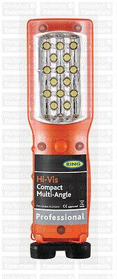 Ring Automotive Hi-Vis Compact Multi-Positional LED Inspection lamp RIL2550HV