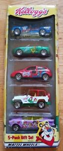 Matchbox Kellogg's cars