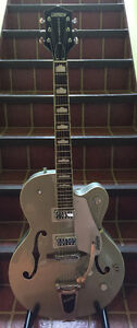Gretsch G5420T (TV Jones) Electromatic Hollow Body - Aspen Green Regina Regina Area image 1