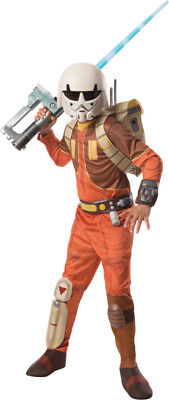 Jungen Kind Ezra Bridger Star Wars Lizenz - Ezra Bridger Kind Kostüm