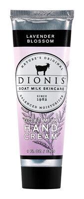 DIONIS  Goat Milk  Lavender Blossom Scent Hand Cream  1 oz. 1 pk ()