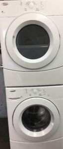 """""""Like New"""" Frontload Whirlpool Washer and Dryer Laundry Centre!"""
