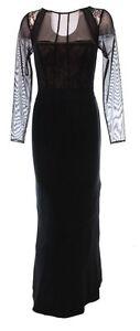 Ralph Lauren long black dress