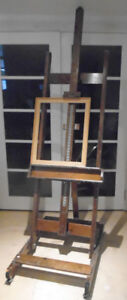 Wooden Easel for Painting Display Drawing Art Work