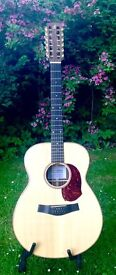 UNIQUE 1997 Maelstrom 12 string Acoustic. Hand Built By Luthier Terry Doherty. Around £4000 when new