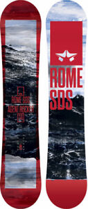 """Brand New Never Used Youth 146"""" Rome Sds Agent Rocker Board"""