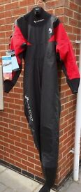 Drysuit for sale - Typhoon hyper curve 2 New with tags