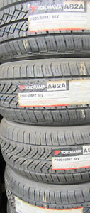 Yokohama Advan A82A Tires 17 INCH in size (4Tires)(P205/50/17)(N
