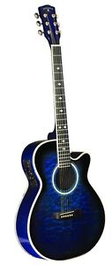 WOW! GREAT VALUE! : Indiana Electro-acoustic guitar kit