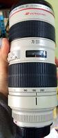 (New) Canon EF 70-200 f2.8 L USM