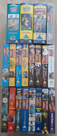 Various Only Fools and Horses VHS tapes