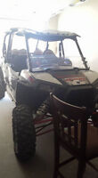 REDUCED 2014 4 seater razor 1000