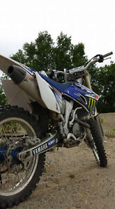 YZ 450F for sale!!