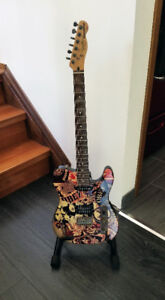 Fender OBEY Graphic Telecaster