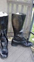 Men's Used English Riding Boots, size 8.5