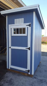 Need a deluxe outhouse for camp?