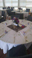 8 Tablecloths from my wedding