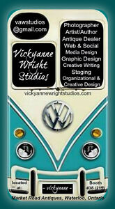 GRAPHIC DESIGN 4 SMALL BUS www.vickyannewrightstudios.com Kitchener / Waterloo Kitchener Area image 3