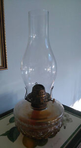 Vintage Oil Lamps, Very Good Condition