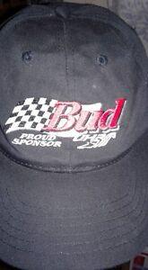 Budweiser UHRA Baseball Cap/Hat - Never worn stored a long time