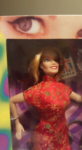 Spice Girls On Tour Ginger Spice/Geri doll BNIB