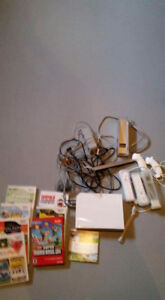Wii, controllers and games