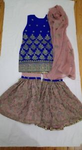 BRAND NEW PAKISTANI AND INDIAN FANCY CLOTHES