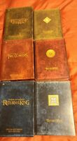Lord Of The Rings Extended DVD Box Sets.