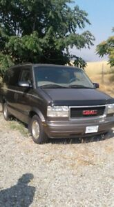 1999 GMC Safari Minivan, Van