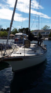 Cruise-Ready Bayfield 25